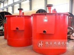 矿用搅拌桶价格,矿用搅拌桶厂家,矿用搅拌桶结构图纸,型号参数