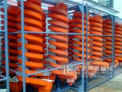 螺旋溜槽价格,矿用螺旋溜槽厂家,螺旋溜槽用途,工作原理,型号参数