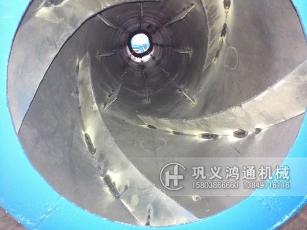 鸡粪烘干机内部结构图片
