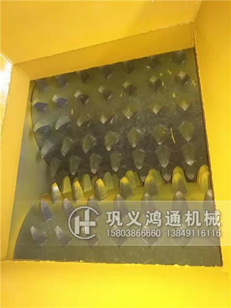 双齿辊破碎机一机多用、应用领域广泛